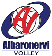 logo volley Albaro
